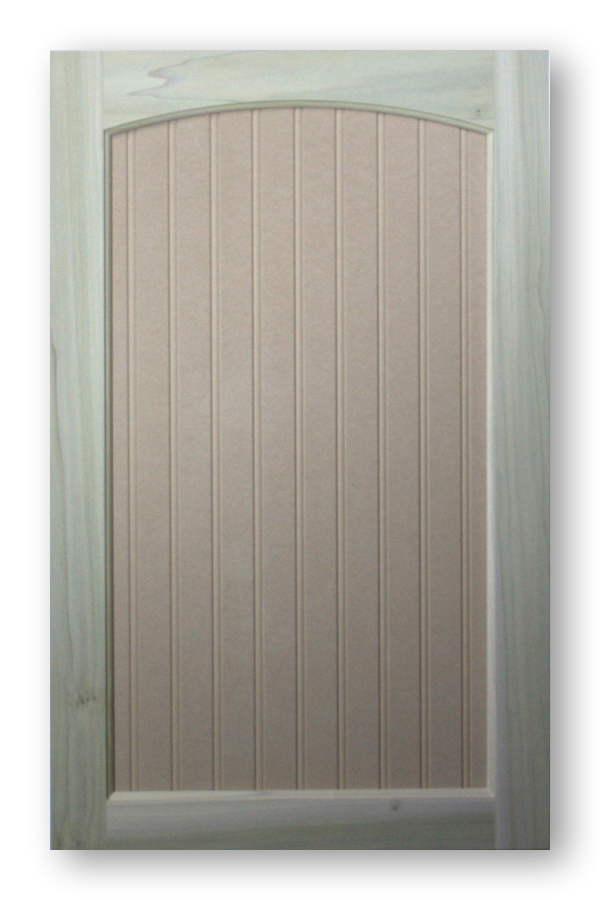 Indiana door poplar frame mdf panel for Mdf painted cabinet doors