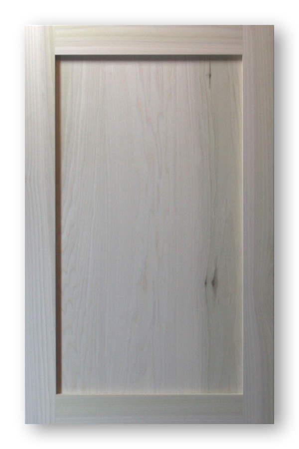Shaker Cabinet Door Poplar Wood Frame Poplar Panel