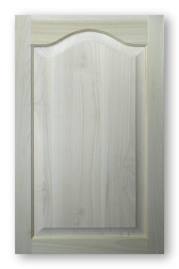 Cathedral Arch Top Raised Panel Cabinet Door New York