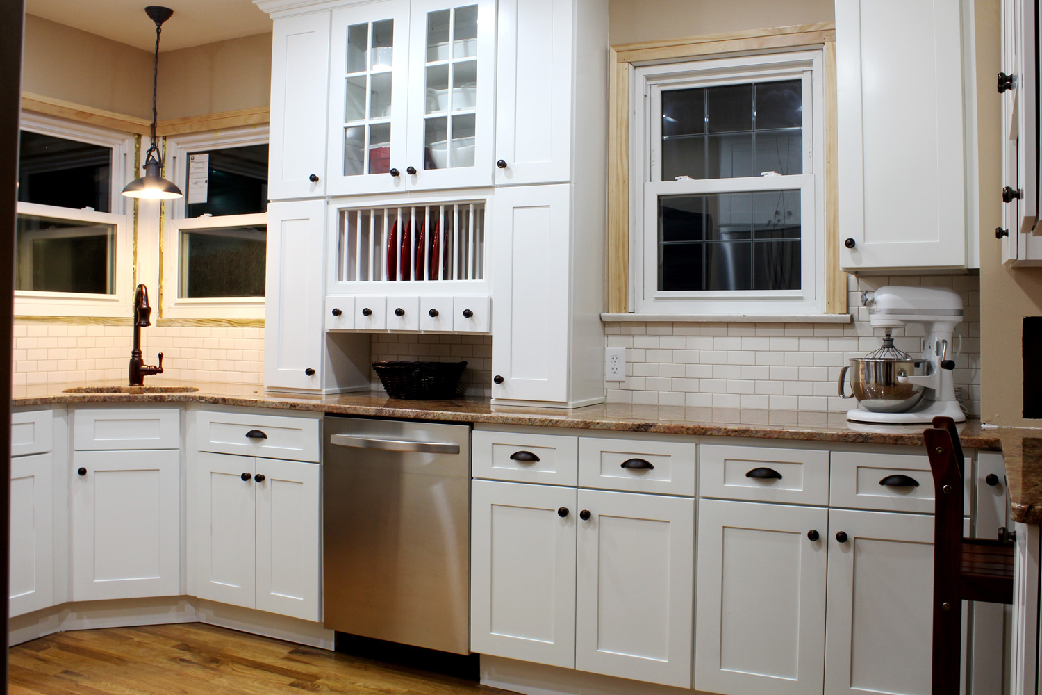 25 White Kitchen Cupboard Doors: AcmeCabinetDoors.com
