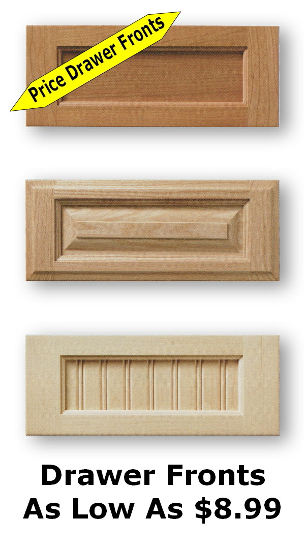 Unfinished Shaker Cabinet Doors As Low As