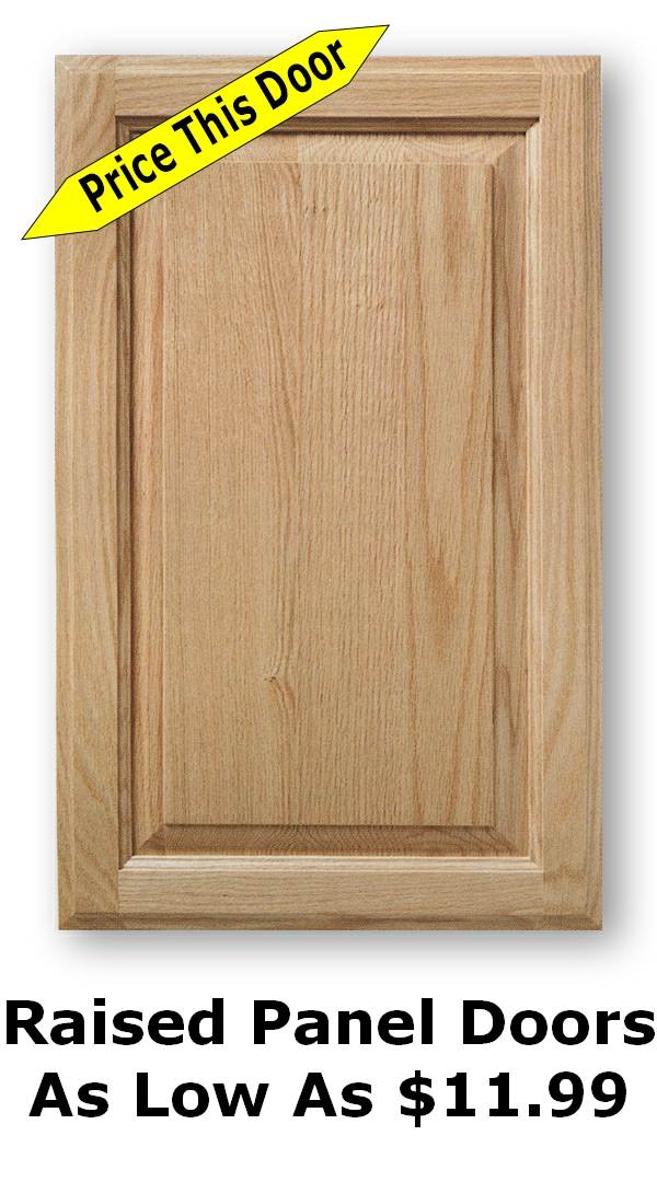 Good Unfinished Shaker Cabinet Doors As Low As $8.99