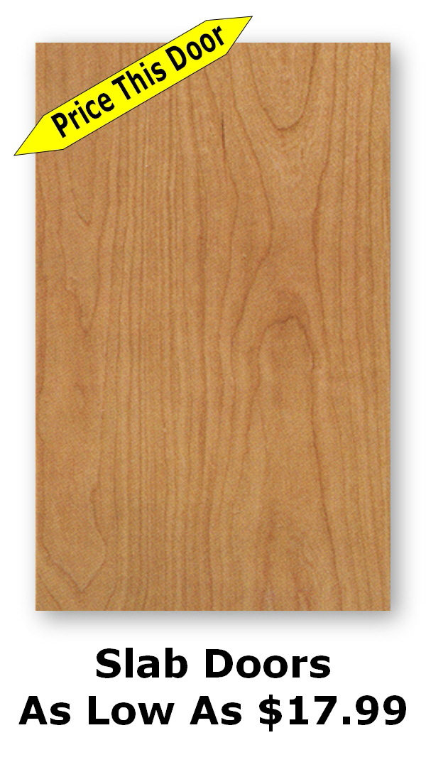 Unfinished Shaker Cabinet Doors As Low As $8.99